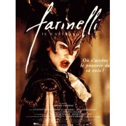 Affiche Farinelli