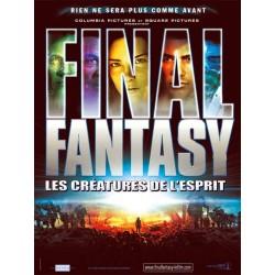 Affiche Final fantasy, les...