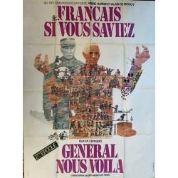 Affiche Français si vous...