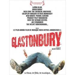 Affiche Glastonbury