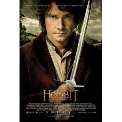 Affiche Le Hobbit, un...