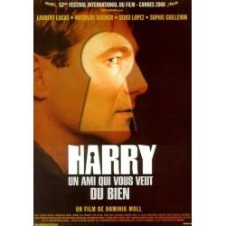 Affiche Harry un ami qui...