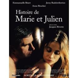 Affiche Histoire de Marie...
