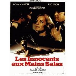 Affiche Les innocents aux...