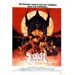 Affiche L'archer et la...