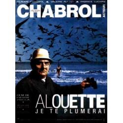Affiche Alouette, je te...