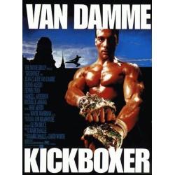 Affiche Kick boxer