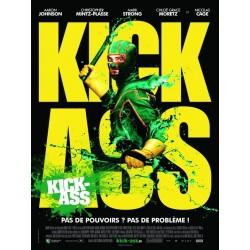 Affiche Kick ass