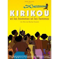 Affiche Kirikou et les...