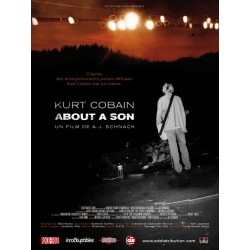 Affiche Kurt Cobain : about...
