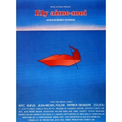 Affiche Lily aime moi
