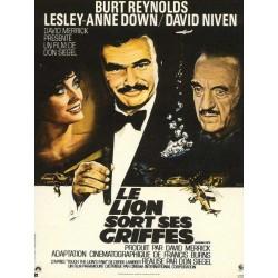 Affiche Le lion sort les...
