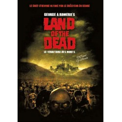 Affiche Land of the dead
