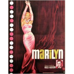 Affiche Marylin