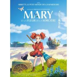 Affiche Mary et la fleur de...