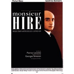 Affiche Monsieur Hire