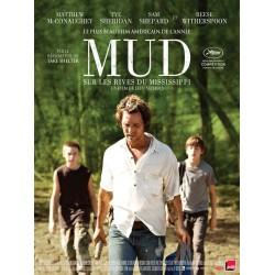 Affiche Mud, sur les rives...