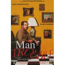 Affiche Man trouble