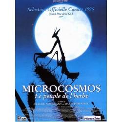 Affiche Microcosmos