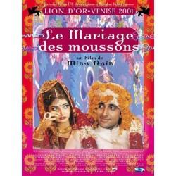 Affiche Le mariage des...
