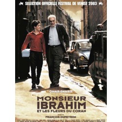 Affiche Monsieur Ibrahim et...