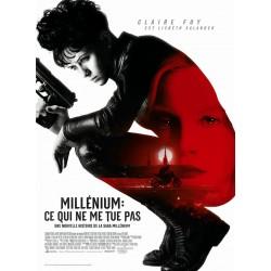 Affiche Millenium : ce qui...