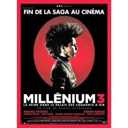 Affiche Millenium 3 : la...