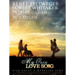 Affiche My own love song