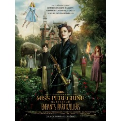Affiche Miss Peregrine et...