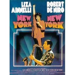 Affiche New York New York