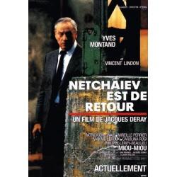 Affiche Netchaïev est de...