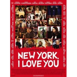Affiche New York I love you