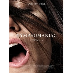 Affiche Nymphomaniac volume 2