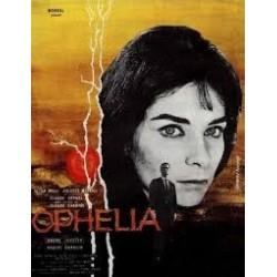 Affiche Ophélia
