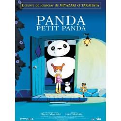 Affiche Panda le petit panda