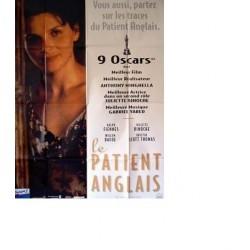 Affiche Le patient anglais