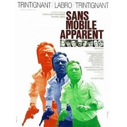 Affiche Sans mobile apparent