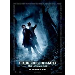 Affiche Sherlock Holmes 2 :...