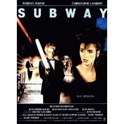 Affiche Subway