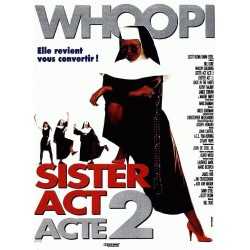 Affiche Sister act 2