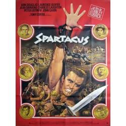 Affiche Spartacus