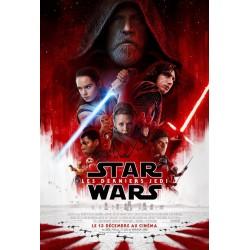 Affiche Star wars, épisode...