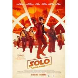 Affiche Solo : A Star wars...