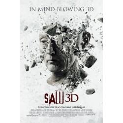 Affiche Saw (7) 3D
