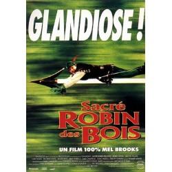 Affiche Sacré Robin des bois