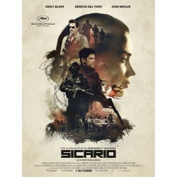 Affiche Sicario