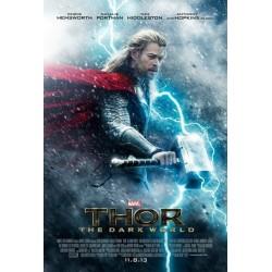 Affiche Thor 2, le monde...