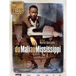 Affiche The Blues : du Mali...