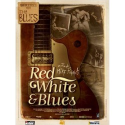 Affiche The Blues : Red,...