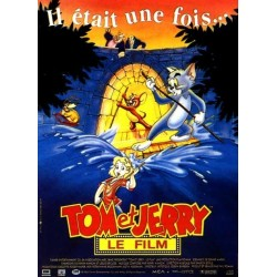 Affiche Tom et Jerry